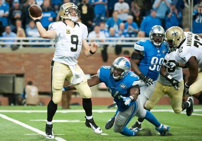 Fantasy Football 2015: Lions at Saints Week 15 Preview