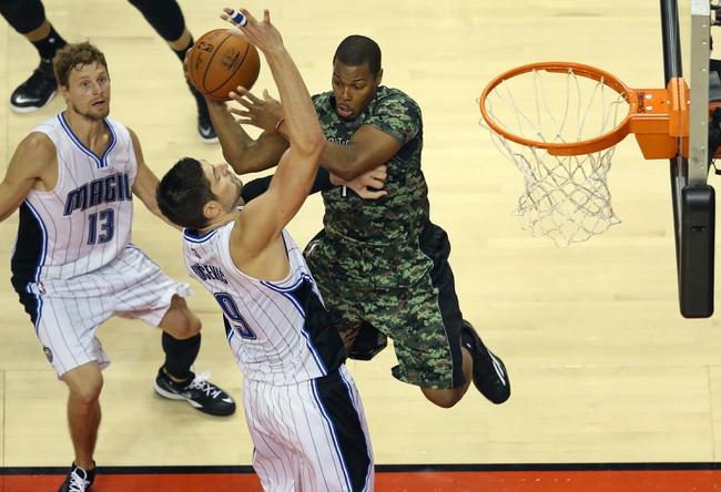 Toronto Raptors vs. Orlando Magic - 12/15/14 NBA Pick, Odds, and Prediction