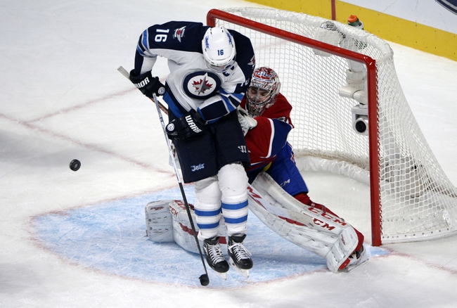 Winnipeg Jets vs. Montreal Canadiens - 3/26/15 NHL Pick, Odds, and Prediction