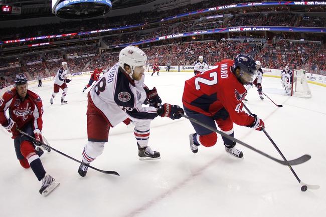Capitals vs. Blue Jackets - 12/11/14 NHL Pick, Odds, and Prediction