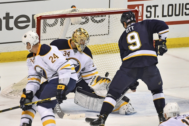 Sabres vs. Blues - 2/5/15 NHL Pick, Odds, and Prediction