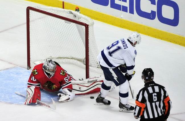 Tampa Bay Lightning vs. Chicago Blackhawks - 2/27/15 NHL Pick, Odds, and Prediction