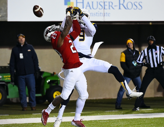 Toledo Rockets vs. Northern Illinois Huskies - 11/3/15 College Football Pick, Odds, and Prediction