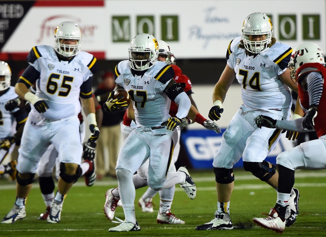 Toledo vs. Arkansas State GoDaddy Bowl - 1/4/15 College Football Pick, Odds, and Prediction