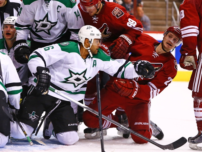 Dallas Stars vs. Arizona Coyotes - 11/20/14 NHL Pick, Odds, and Prediction