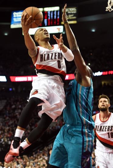 Charlotte Hornets vs. Portland Trail Blazers - 11/26/14 NBA Pick, Odds, and Prediction