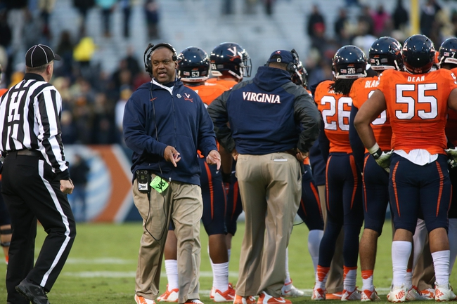 College Football Preview: The 2015 Virginia Cavaliers