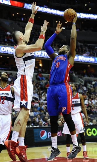 Detroit Pistons vs. Washington Wizards - 2/22/15 NBA Pick, Odds, and Prediction