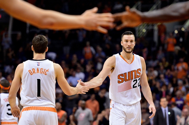 Suns vs. Hornets - 11/14/14 NBA Pick, Odds, and Prediction