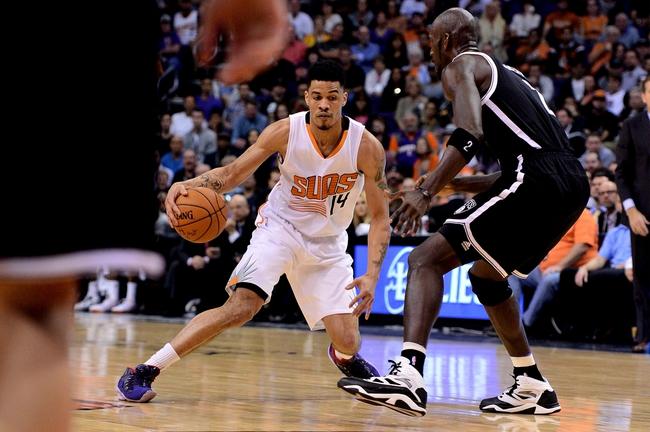 Nets vs. Suns - 3/6/15 NBA Pick, Odds, and Prediction