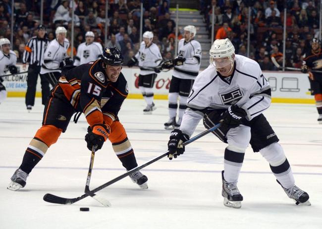 Kings vs. Ducks - 11/15/14 NHL Pick, Odds, and Prediction