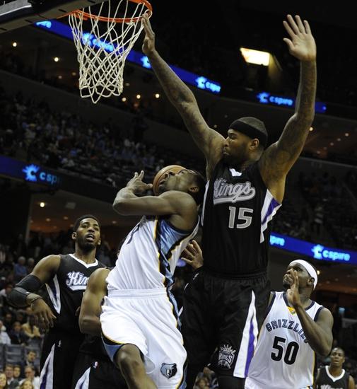 Sacramento Kings vs. Memphis Grizzlies - 11/30/14 NBA Pick, Odds, and Prediction