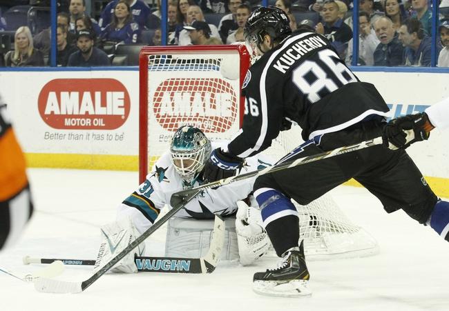 San Jose Sharks vs. Tampa Bay Lightning - 2/15/15 NHL Pick, Odds, and Prediction