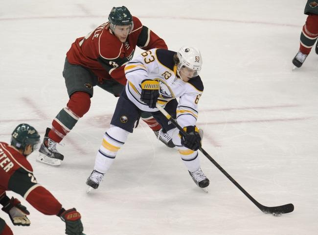 Sabres vs. Wild - 1/15/15 NHL Pick, Odds, and Prediction