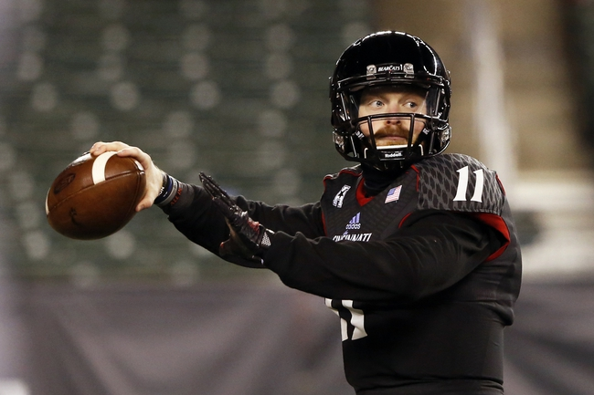 Connecticut vs. Cincinnati - 11/22/14 College Football Pick, Odds, and Prediction