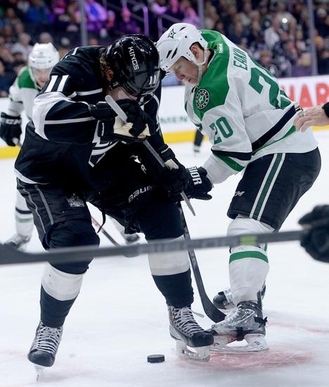 Los Angeles Kings vs. Dallas Stars - 1/19/16 NHL Pick, Odds, and Prediction