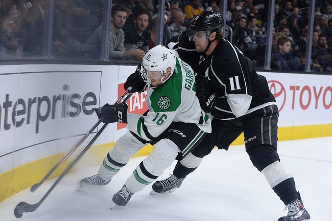 Dallas Stars vs. Los Angeles Kings - 11/22/14 NHL Pick, Odds, and Prediction