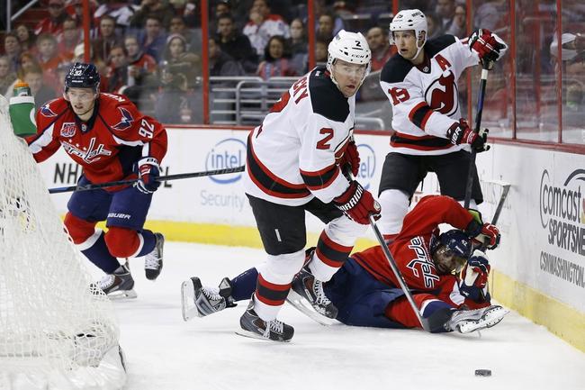 New Jersey Devils vs. Washington Capitals - 12/20/14 NHL Pick, Odds, and Prediction