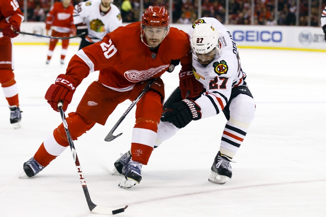 Chicago Blackhawks vs. Detroit Red Wings - 2/18/15 NHL Pick, Odds, and Prediction