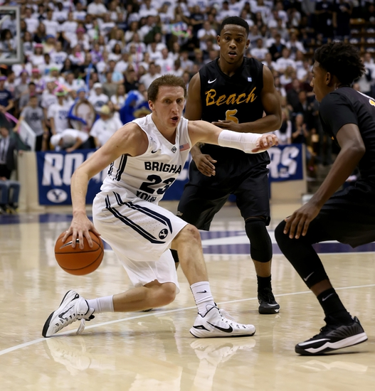 Long Beach State 49ers vs. BYU Cougars - 11/17/15 College Basketball Pick, Odds, and Prediction