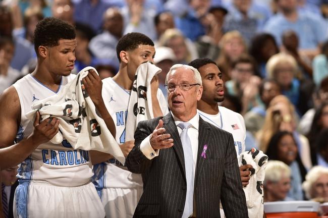 North Carolina vs. Robert Morris - 11/16/14 College Basketball Pick, Odds, and Prediction