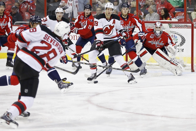 New Jersey Devils vs. Washington Capitals - 12/6/14 NHL Pick, Odds, and Prediction