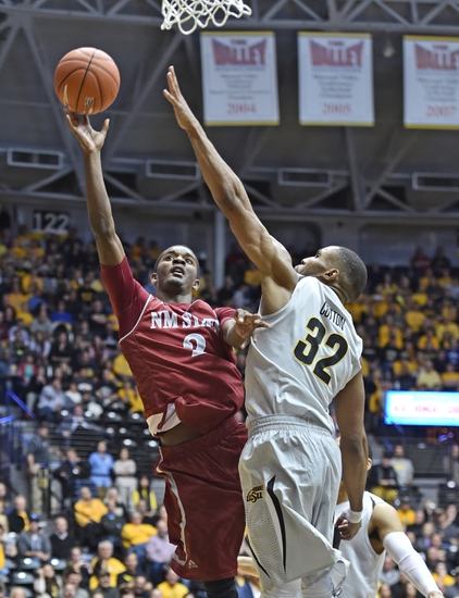 New Mexico State vs. UC Irvine - 1/3/15 College Basketball Pick, Odds, and Prediction