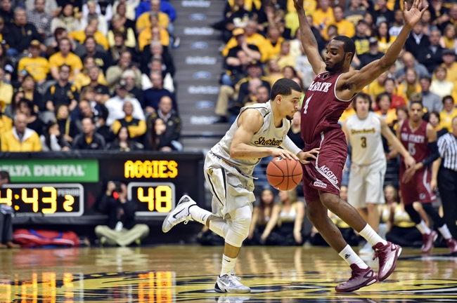 Wichita State vs. New Mexico State - 12/28/15 College Basketball Pick, Odds, and Prediction