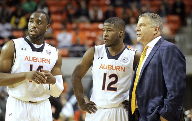 Oregon State vs. Auburn - 11/26/14 College Basketball Pick, Odds, and Prediction