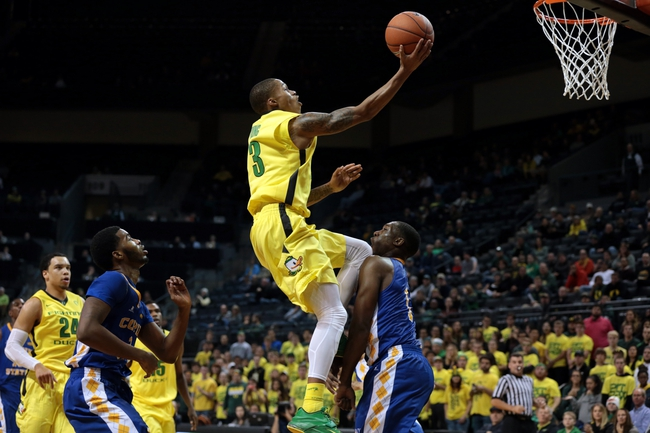 Oregon vs. Detroit - 11/17/14 College Basketball Pick, Odds, and Prediction
