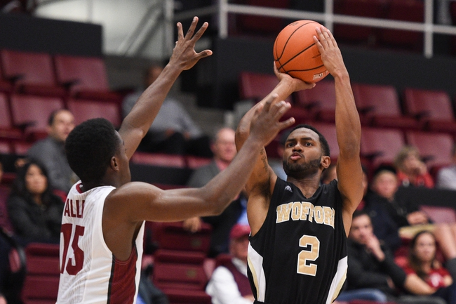 Wofford vs. Chattanooga - 2/12/15 College Basketball Pick, Odds, and Prediction
