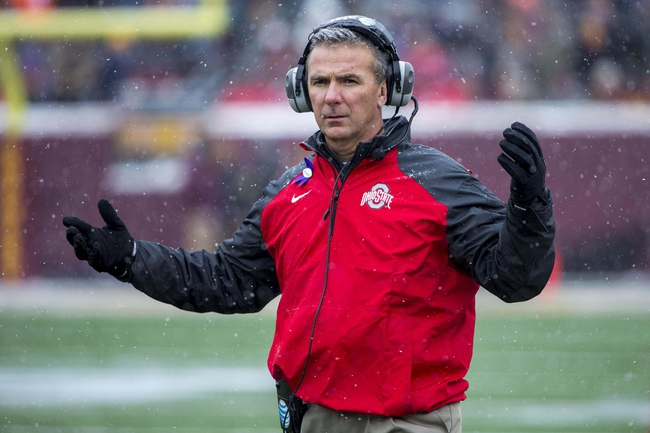 Ohio State vs. Indiana - 11/22/14 College Football Pick, Odds, and Prediction