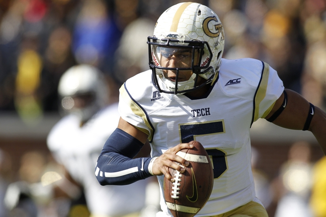 Georgia Tech Yellow Jackets vs. Florida State Seminoles - 12/6/14 College Football Pick, Odds, and Prediction