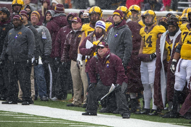College Football Preview: The 2015 Minnesota Golden Gophers