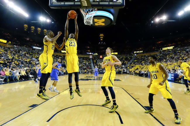 Michigan vs. Bucknell - 11/17/14 College Basketball Pick, Odds, and Prediction