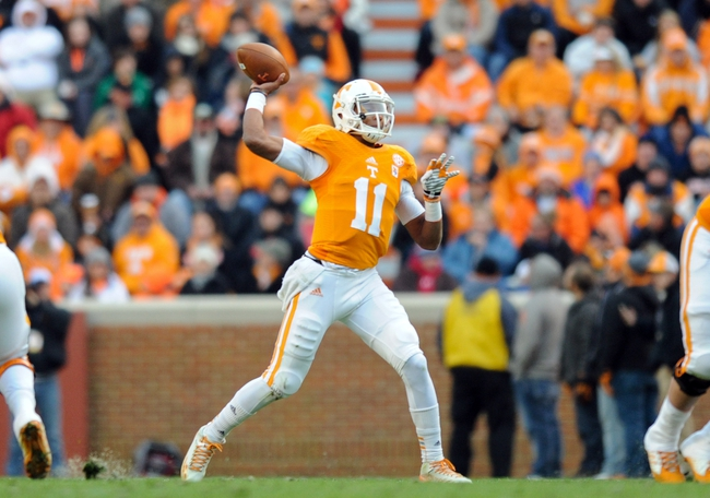 Tennessee vs. Bowling Green - 9/5/15 College Football Pick, Odds, and Prediction