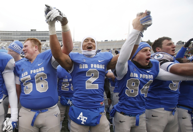 San Diego State vs. Air Force - 11/21/14 College Football Pick, Odds, and Prediction