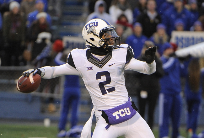 TCU vs. Iowa State - 12/6/14 College Football Pick, Odds, and Prediction