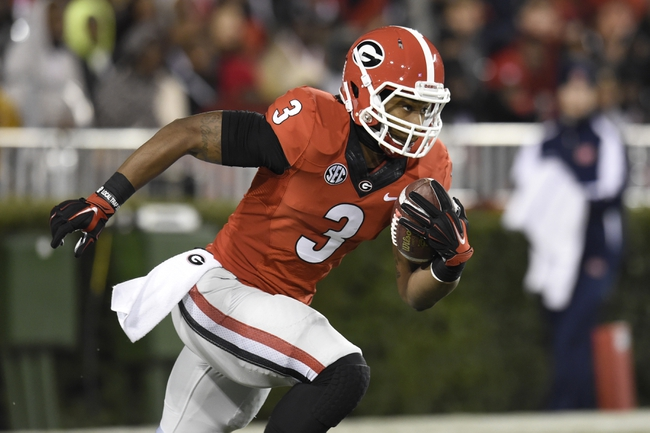 2015 NFL Draft Scouting Report: Todd Gurley