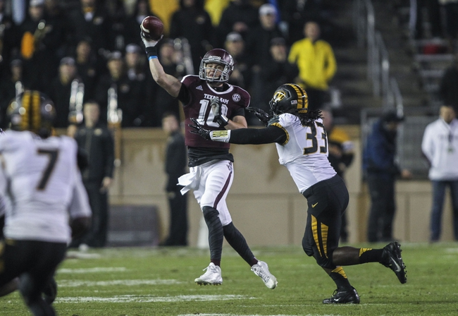 Texas A&M vs. LSU - 11/27/14 College Football Pick, Odds, and Prediction