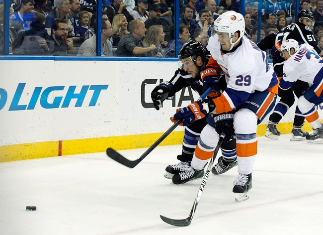 New York Islanders vs. Tampa Bay Lightning - 11/18/14 NHL Pick, Odds, and Prediction