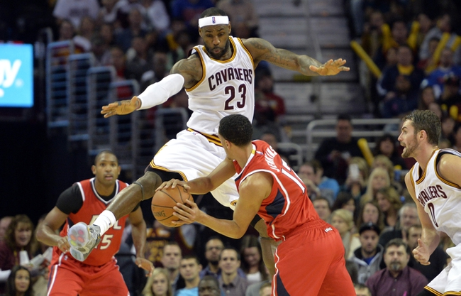 Cavaliers vs. Hawks - 12/17/14 NBA Pick, Odds, and Prediction
