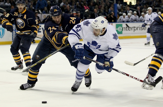 Toronto Maple Leafs vs. Buffalo Sabres - 3/11/15 NHL Pick, Odds, and Prediction