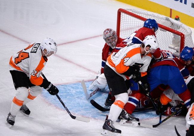 Canadiens vs. Flyers - 2/10/15 NHL Pick, Odds, and Prediction
