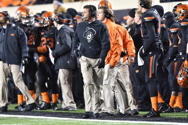 College Football Preview: The 2015 Oklahoma State Cowboys