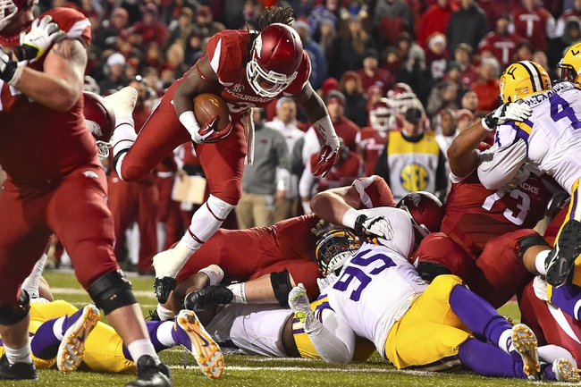 Arkansas vs. Ole Miss - 11/22/14 College Football Pick, Odds, and Prediction