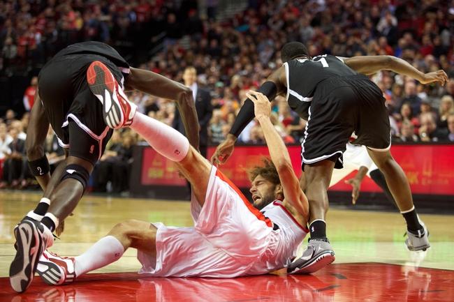 Brooklyn Nets vs. Portland Trail Blazers - 4/6/15 NBA Pick, Odds, and Prediction