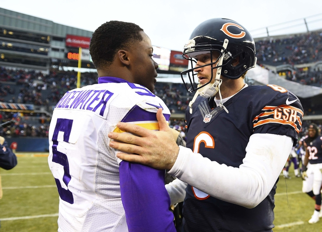 Minnesota Vikings at Chicago Bears NFL Score, Recap, News and Notes