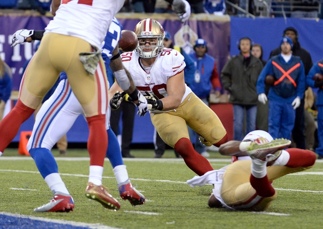 San Francisco 49ers at New York Giants- 10/11/15 NFL Pick, Odds, and Prediction