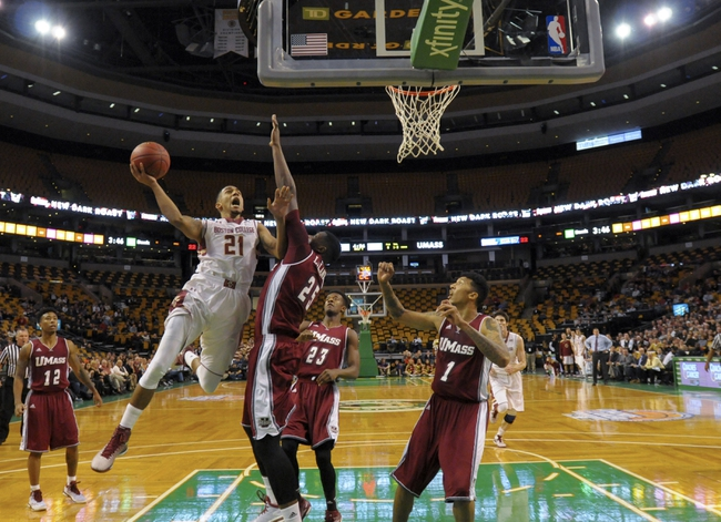 Dayton vs. Boston College - 11/23/14 College Basketball Pick, Odds, and Prediction